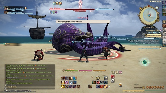 Final Fantasy XIV – The Moonfire Faire is Back! Plus Patch 4 06 news